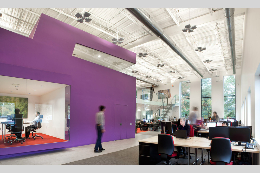 RAB Lighting Offices in Northvale NJ designed by Soluri Architecture & RAB Renovation - Soluri Architecture azcodes.com
