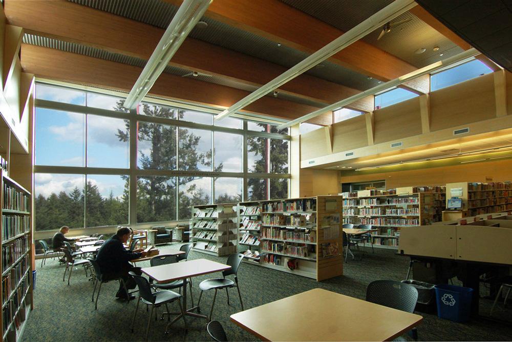 University Place, Washington State, Civic Building designed by Soluri Architecture