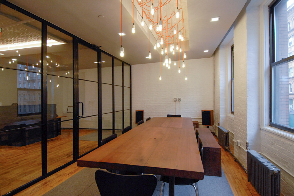 The Windish Agency — NYC Office - Soluri Architecture